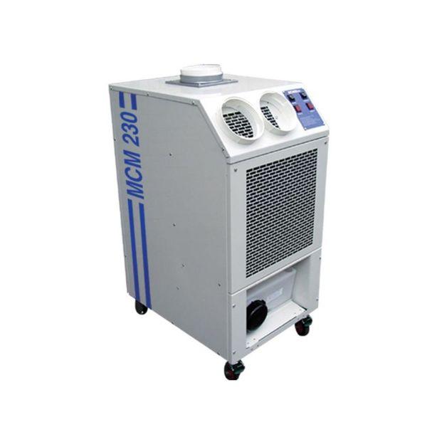 Broughton Mcm230 7kw 23000 Btu Industrial High Output Portable Air Conditioning 110v 240v 50hz